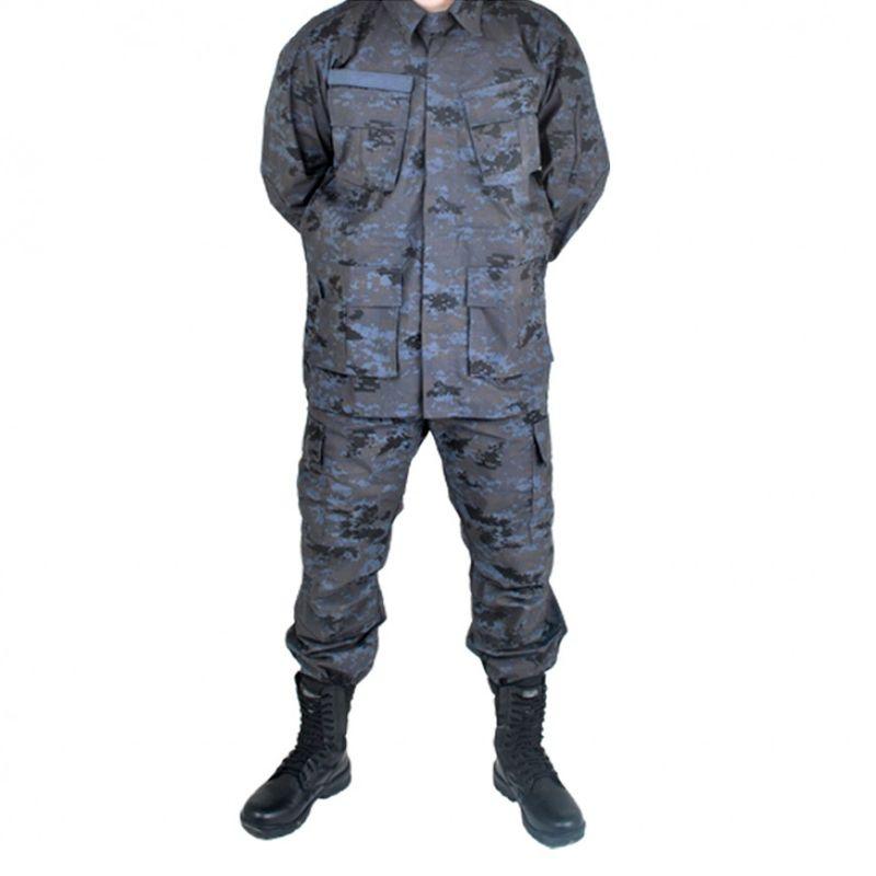 Farda Combate Ripstop Camuflada Petroleo M-40