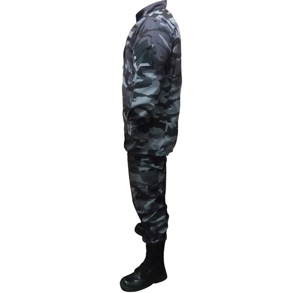 Farda Combate Ripstop Camuflada Urbano M