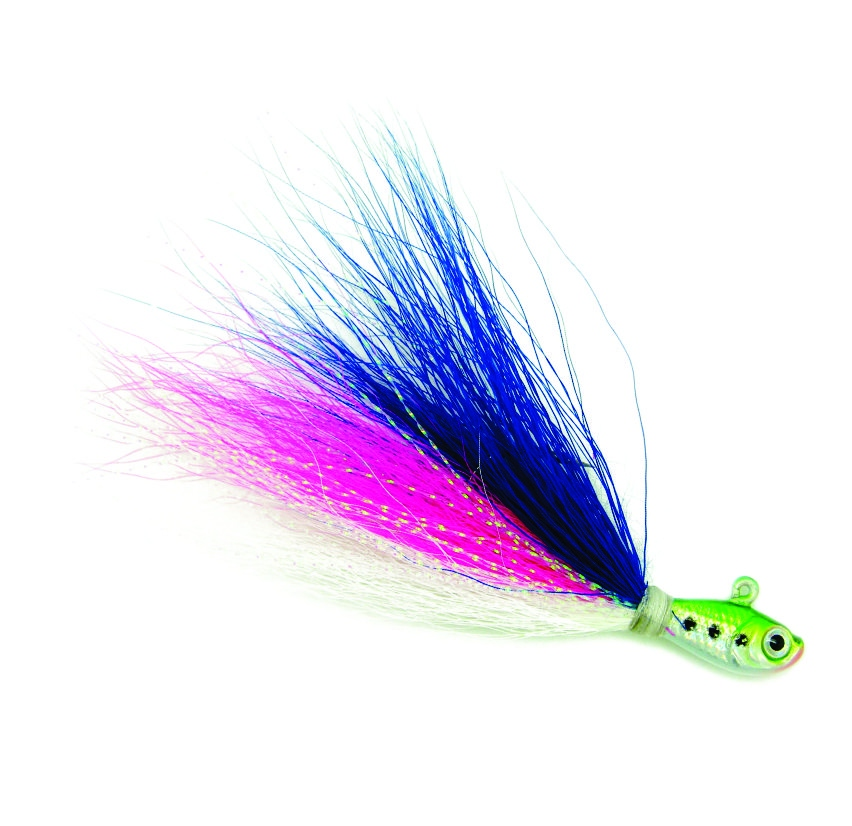 Isca Artificial Marine Sports Streamer Jig New 12cm 15g