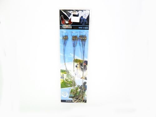 Kit Anzol encastoado ottoni - 5/0 , 3/0 , 1/0