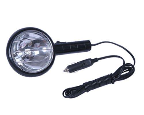 Lanterna / silibim Jacare com Plug e Grade - Iodo