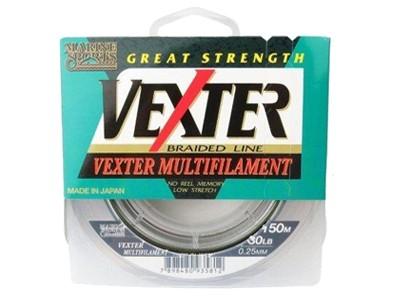 Linha Marine Sports Multifilamento Vexter 4 Fios 150M Verde