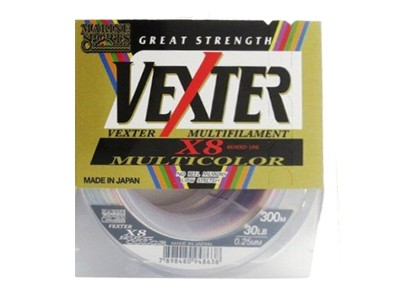 Linha Marine Sports Vexter Mult X8 Multicolor 300M