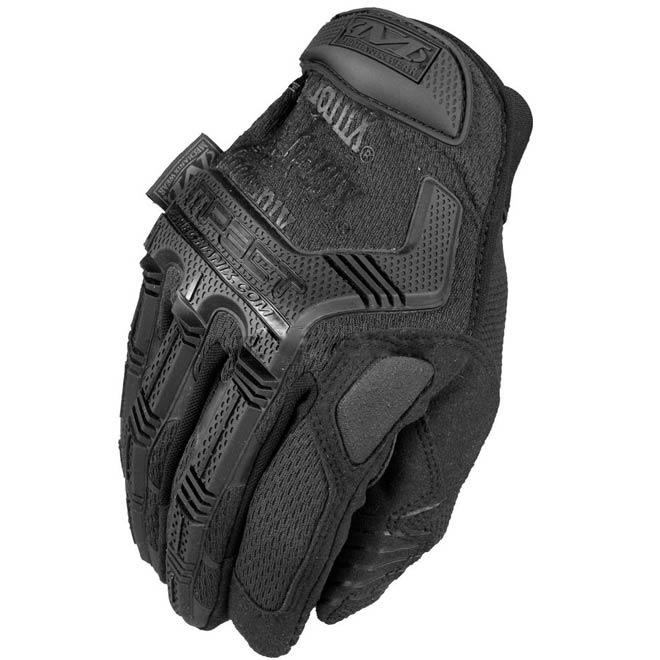 Luva Mechanix Original Black XG