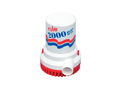 Bomba de Porão Rule Bilge Pump 2000 GPH
