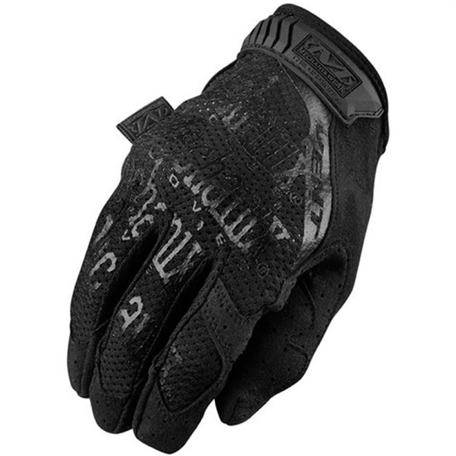 Luva Mechanix Original Vent Black Covert XG