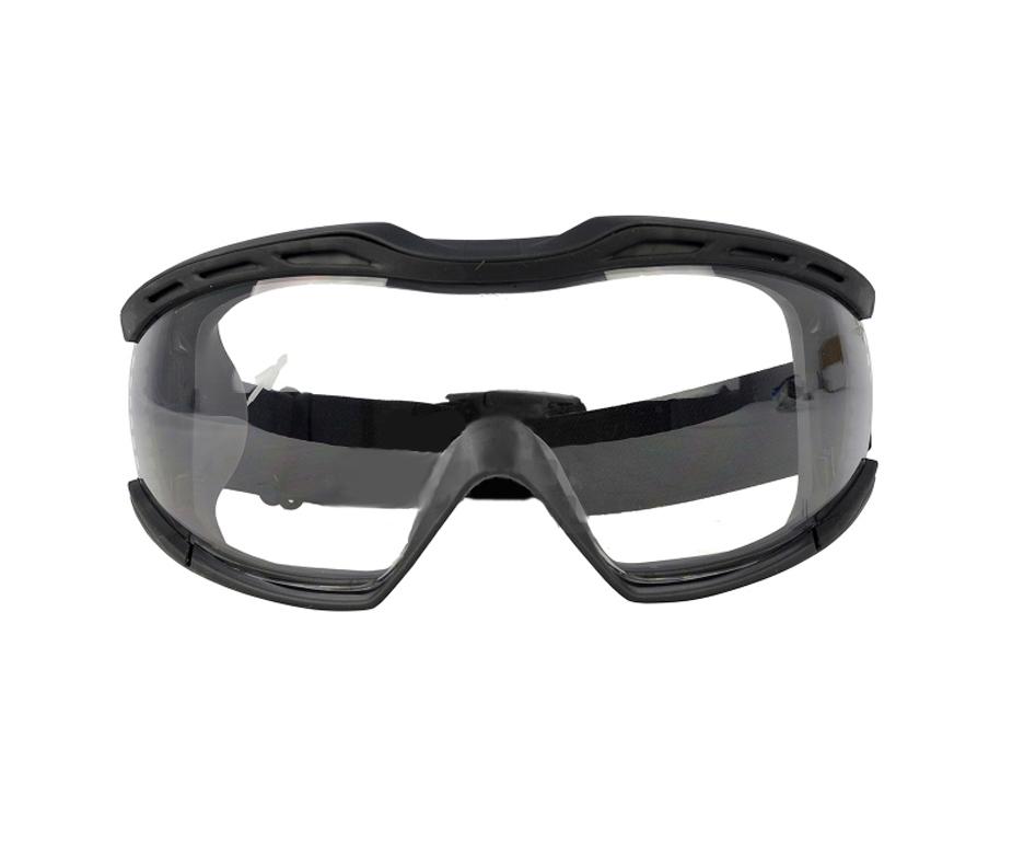 Máscara de Proteção G520 SRX Militar - Incolor