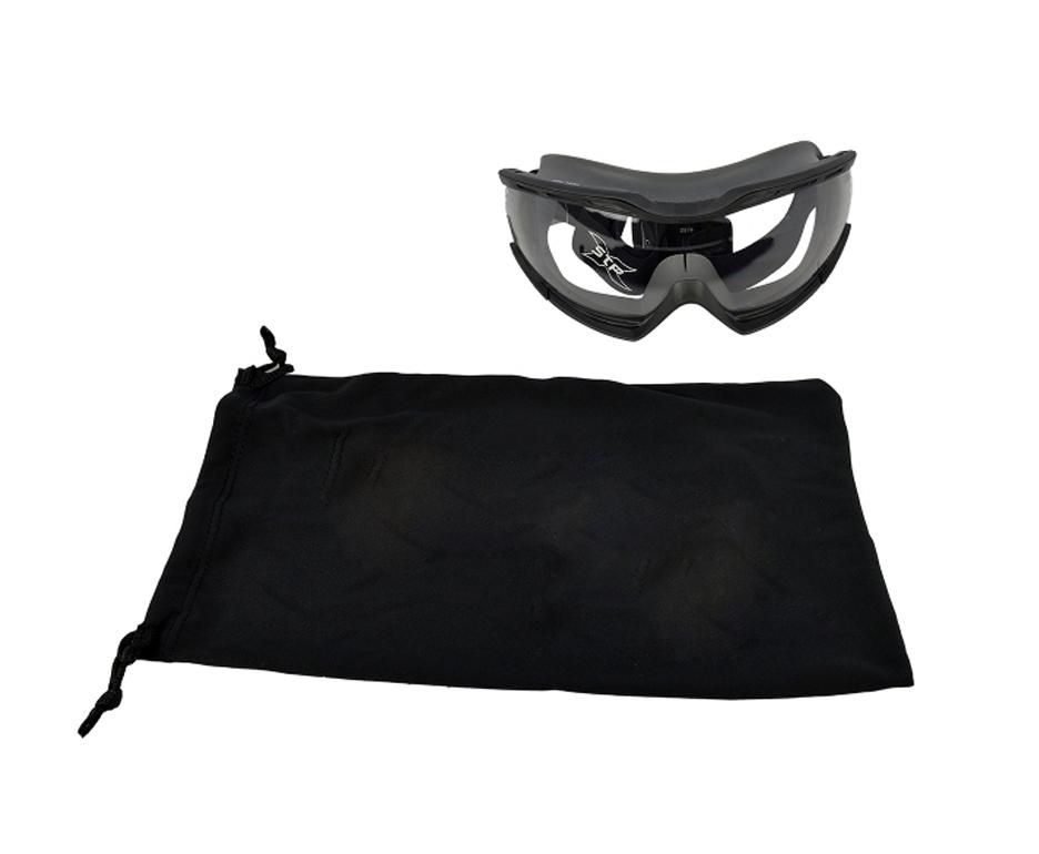 Mascara de Protecao G520 SRX Militar - Incolor