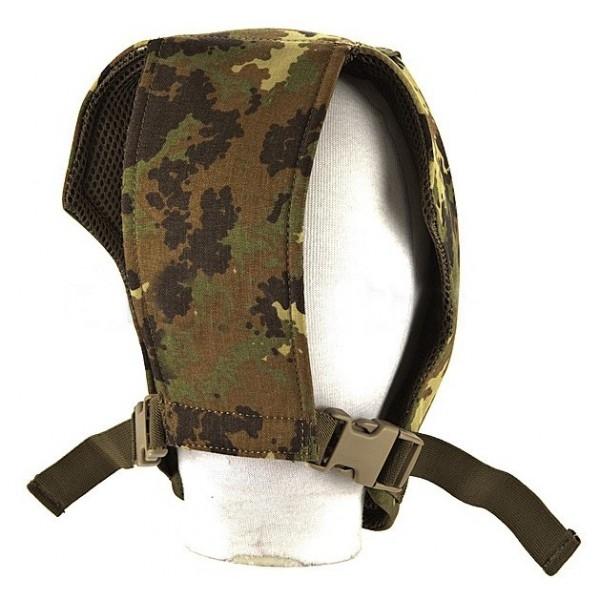 Máscara de Proteção Facial TMC Full Face German Camuflado