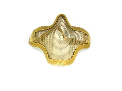 Mascara Proteção de Boca P/ Airsoft TMC Strike Tan