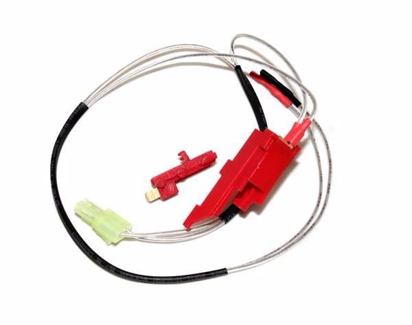 Mecanismo Elétrico de Gatilho (Fiação para Frente, Ver 3)