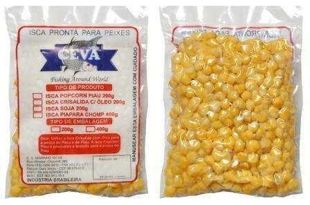 Milho Ceva Popcorn Piau 200G