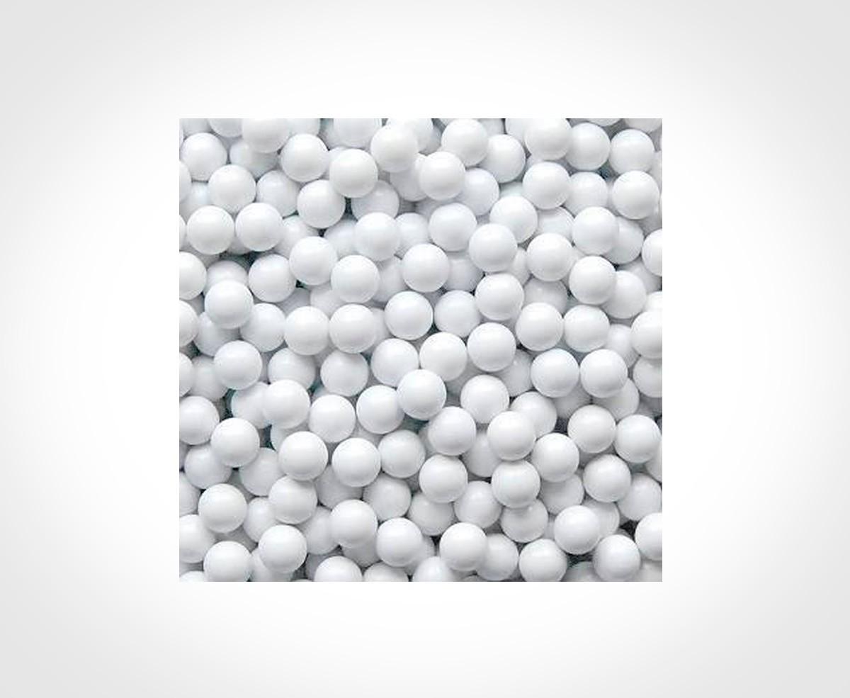 Municao/Esferas BBs 0,20G  BB King Branca 5000 UN