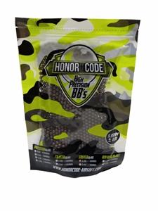 Municao/Esferas BBs 0,36 Honor Code 1500 unidades