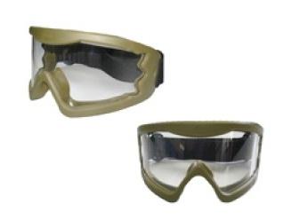 Oculos de Protecao APS X-EYE XE-001 Green