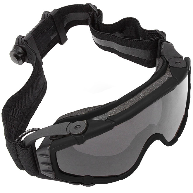 Oculos de Prot FMA SI-Ballisic Cooler Profissional Preto
