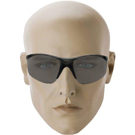Oculos de Protecao Mercury Lente Cinza