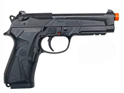 Pistola Airsoft Beretta 90Two Mola Plast BB 6MM