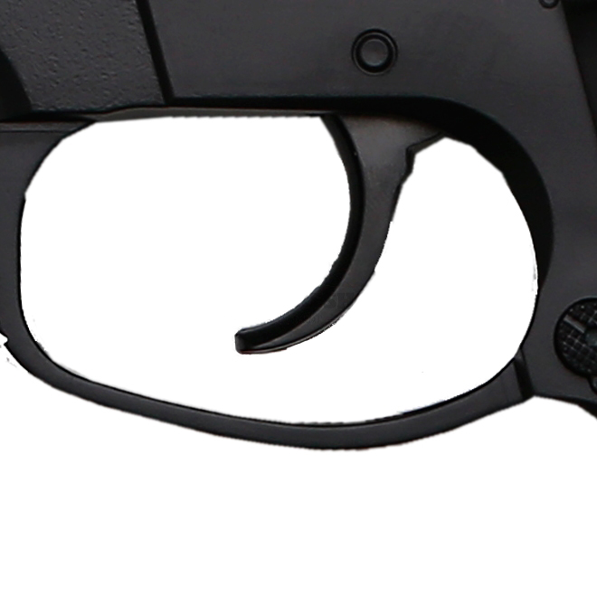 Pistola Airsoft Smith Wesson M4505 Maleta de Plastico Rossi