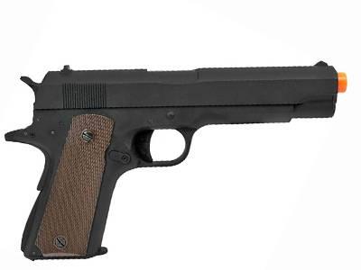 Pistola de Airsoft 1911 CM 123  Elet Plast CAL 6MM