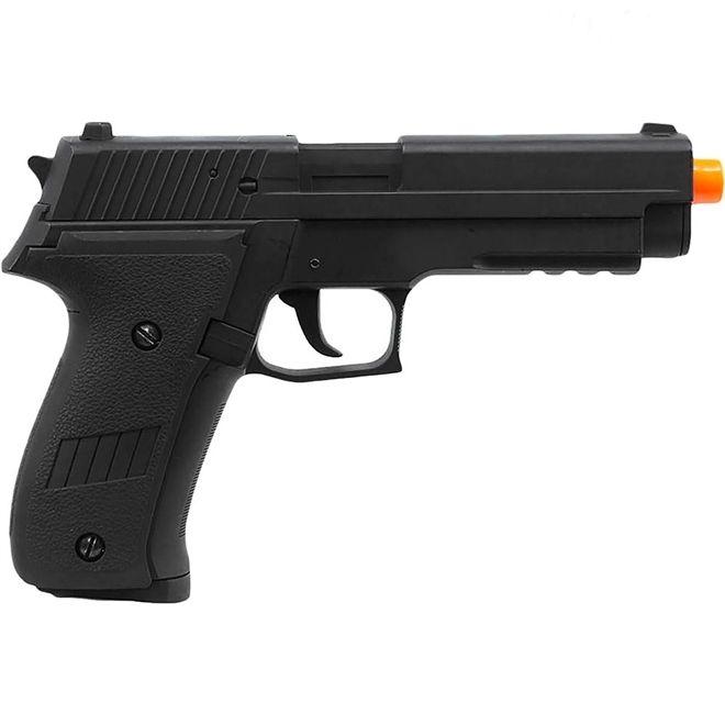 Pistola de Airsoft P226 Cm 122 Elet Plast BB 6MM