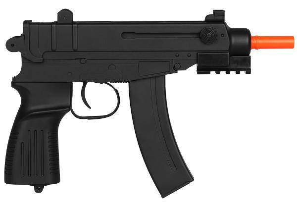 Submetralhadora de Airsoft Scorpion V-61 Metal