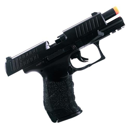 Pistola de Airsoft Walther Ppq Hme Metal Mola BB 6MM