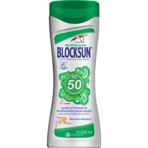 Protetor Solar BlockSun FPS 50 - 120 ml