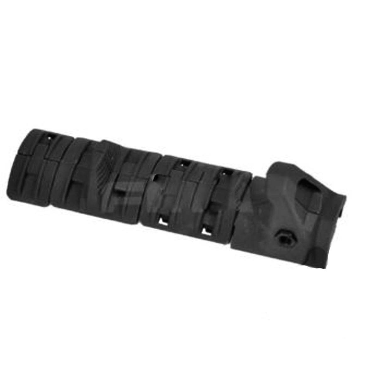 Protetor de Mão FMA TB969 para Trilho Ris - Preto