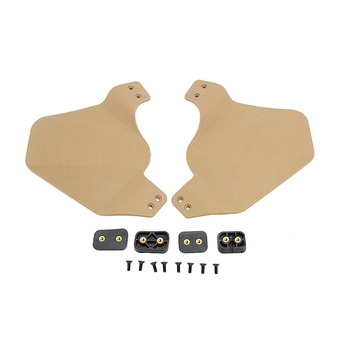 Protetor Lateral para Capacete - FMA TB295BK - TAN
