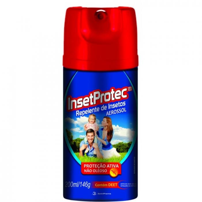 Repelente Advanced Aerosol Insect Protect - 200 ml