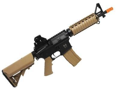 Rifle de Airsoft  M4 CQB Colt Marcos do Val Sem/Aut Elétrica
