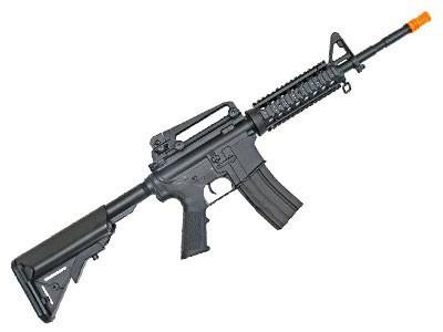 Rifle de Airsoft Cyma M4A1 Ris CM007 Elet. Metal 6MM