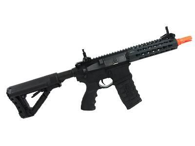 Rifle de Airsoft G&G M4 CM16 SRS Elet. BB 6 MM