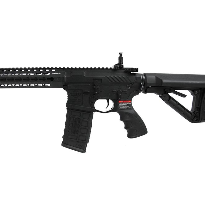Rifle de Airsoft GG M4 CM16 SRXL Elet. BB 6 MM