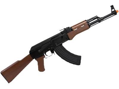 Rifle de Airsoft G&G AK47 Blow Back MA Elet BB 6MM