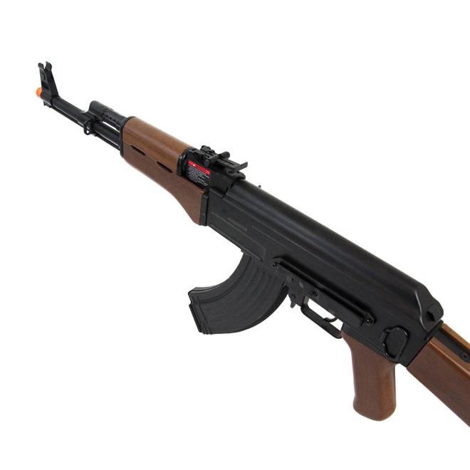 Rifle de Airsoft GG AK47 Blow Back MA Elet BB 6MM