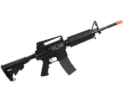 Rifle de Airsoft G&G M4 GR16 Blow Back Elet BB 6MM