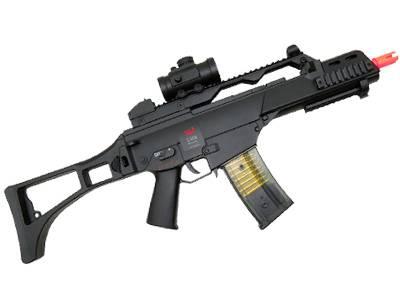 Rifle de Airsoft HK Heckler e Koch G36 Eletrica 6mm