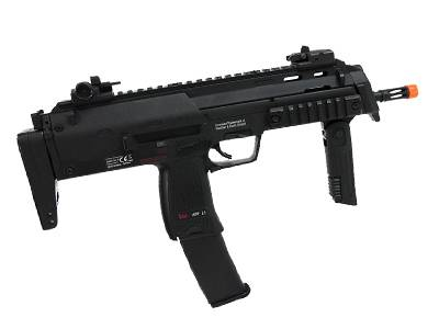 Rifle de Airsoft Hek MP7 A1 Swat Full Metal Eletrico Cal. 6MM
