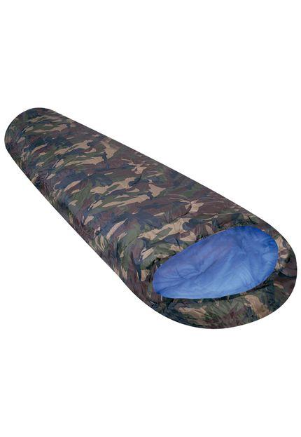 Saco de Dormir Milik Nautika 5ºC A 15ºC Camuflado