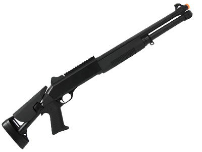 Shotgun de Airsoft Double Eagle M56DL Mola Plast BB 6MM