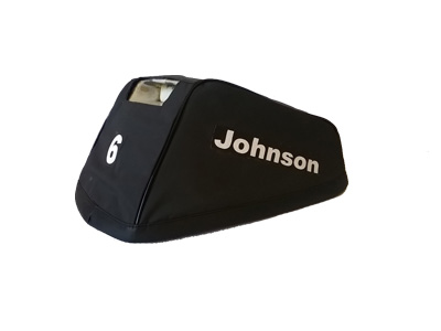 Capa P/Capô Motor Johnson / Evinrude 6HP