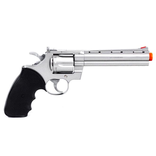Revolver de Airsoft UHC Modelo Python Silver UA-938S