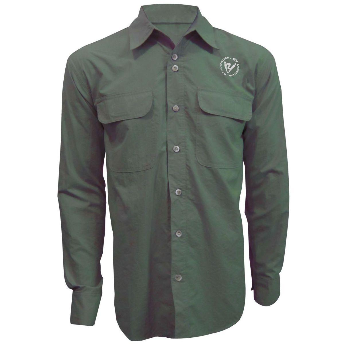Camisa By Aventura Atibaia Ml Militar