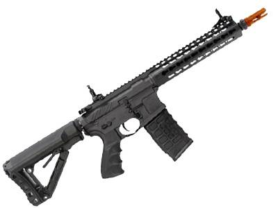 Rifle de Airsoft Elétrica Cal 6 G&G CM16SRL