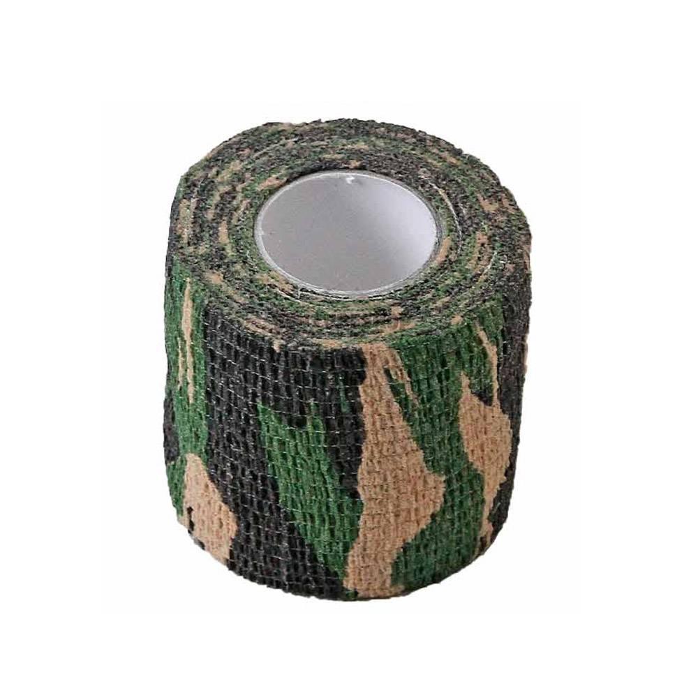 Camo Tape Fita para Camuflagem/ Protecao de Dedo FT01