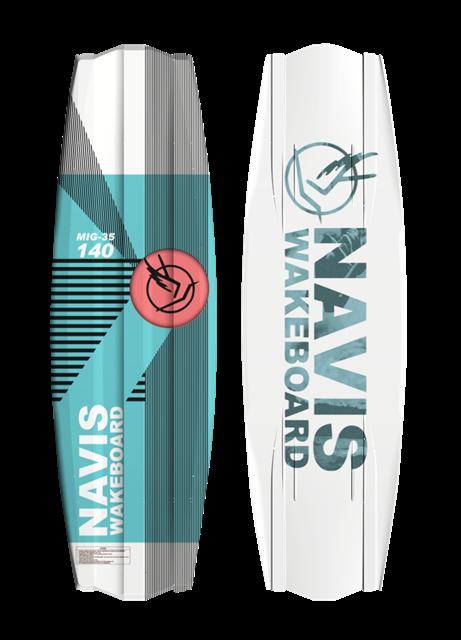 Prancha de Wakeboard MIG  35 140 Navis
