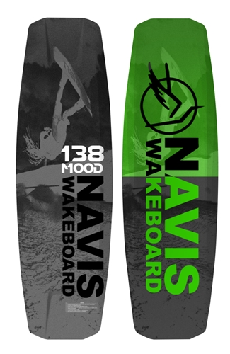 Prancha de Wakeboard Mood 138 Navis