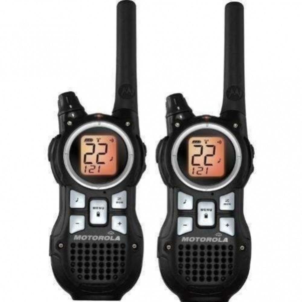 Rádio Transmissor Walk Talk Motorola MR-350MR (Par)